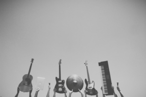 Audio guitars