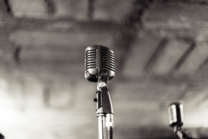 Night music microphone