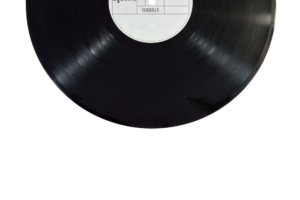 music record disk