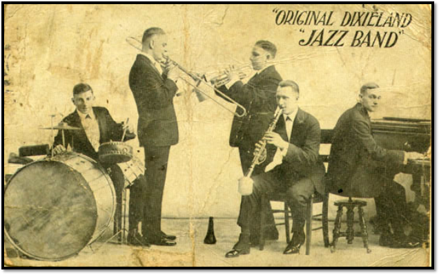 The Legends of Jazz – The Original Dixieland Jazz Band