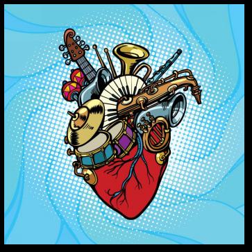 Musical-heart